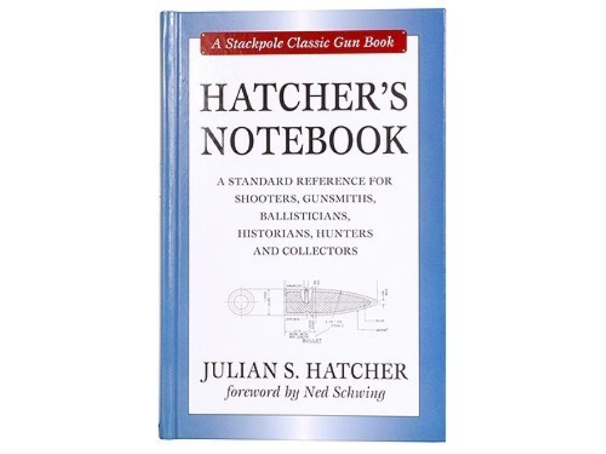 """Hatcher's Notebook"" Book by Julian Hatcher"