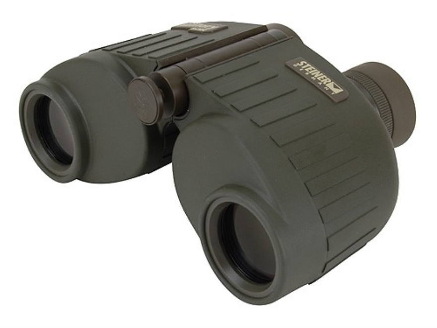 Steiner Military R Tactical Binocular 8x 30mm with U.S. Army M-22 Reticle Rubber Armore...