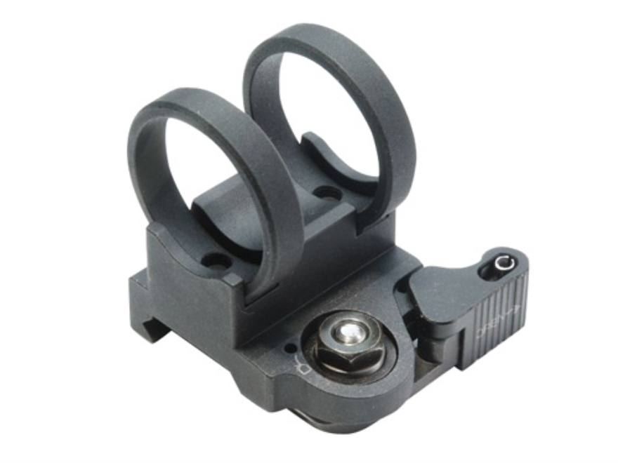"LaRue Tactical LT707-1 In-Line Picatinny Rail Flashlight Mount 1.040"" Ring Diameter Alu..."