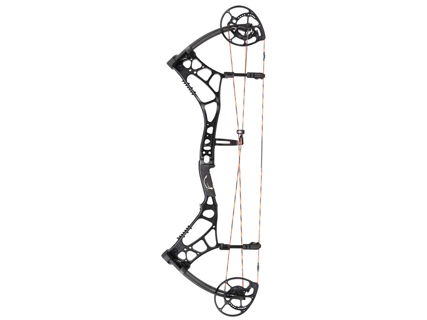 "Bear Archery Agenda 6 Compound Bow Left Hand 25.5""-30"" Draw Length Black"