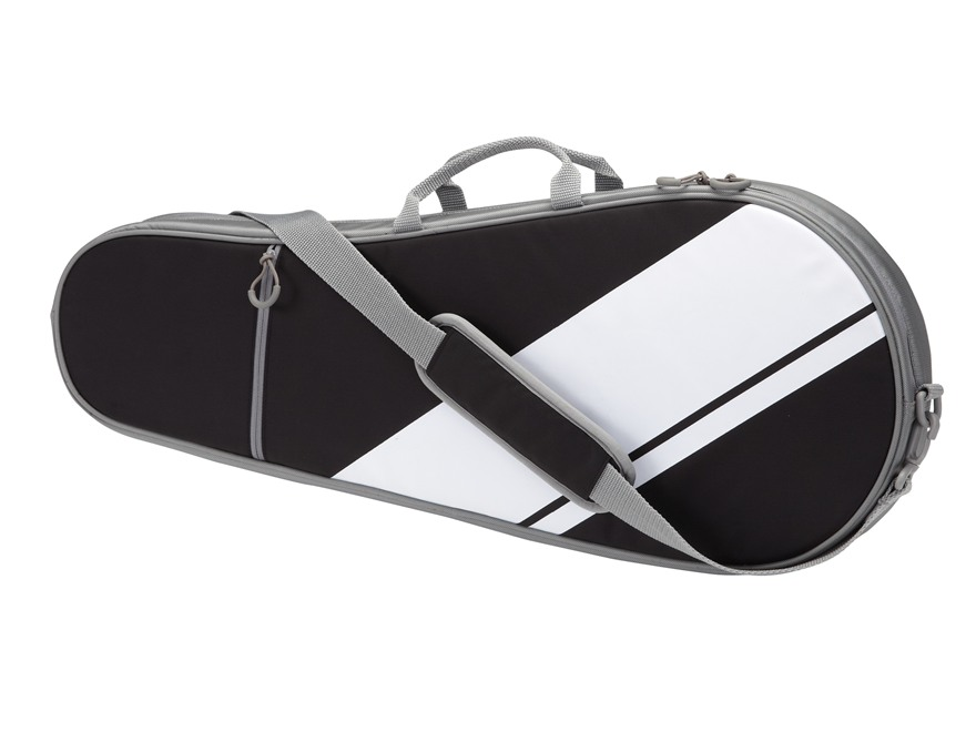 BLACKHAWK! Diversion Racquet Rifle Case Nylon Gray and Black