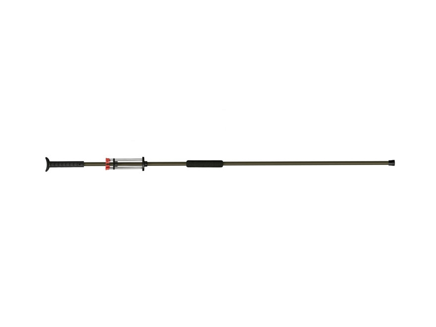 Cold Steel .357 Magnum .357 Caliber Blowgun 4 Foot Aluminum Black