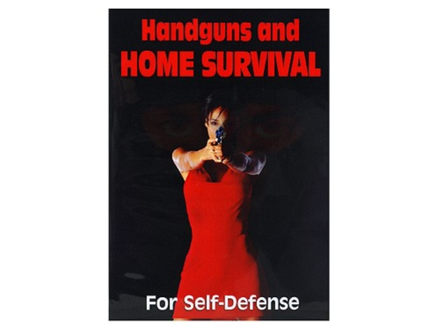"Gun Video ""Handguns And Home Survival"" DVD"