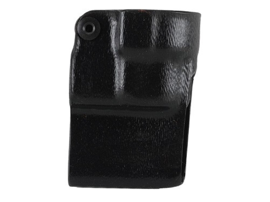 Blade-Tech Single Speedloader Pouch Safariland COMP-2 and COMP-3 S&W L-Frame Kydex Black