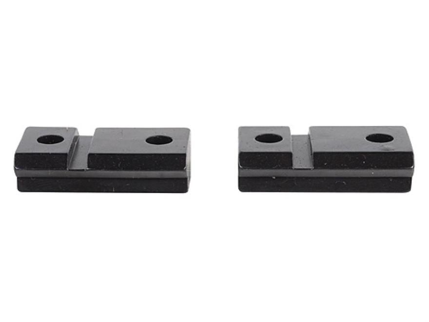 Millett 2-Piece Steel Angle-Loc Weaver-Style Scope Base Remington 700, Howa 1500, Weath...