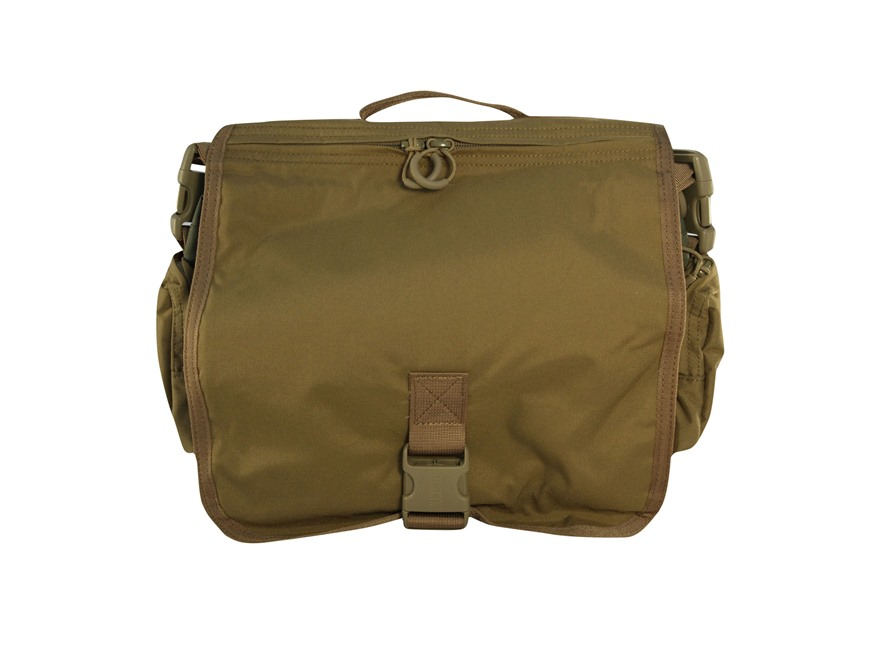BLACKHAWK! Diversion Carry Courier Bag Nylon Coyote Tan