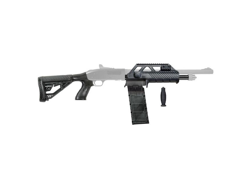 Adaptive Tactical Sidewinder Venom Kit Mossberg 500 Wraptor Forend, M4-Style Adjustable...