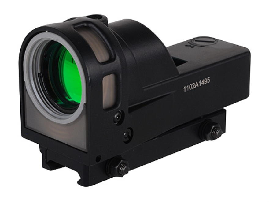 Meprolight M-21D5 Reflex Sight 1x 30mm 5.5 MOA Dot with Quick Release Picatinny-Style M...