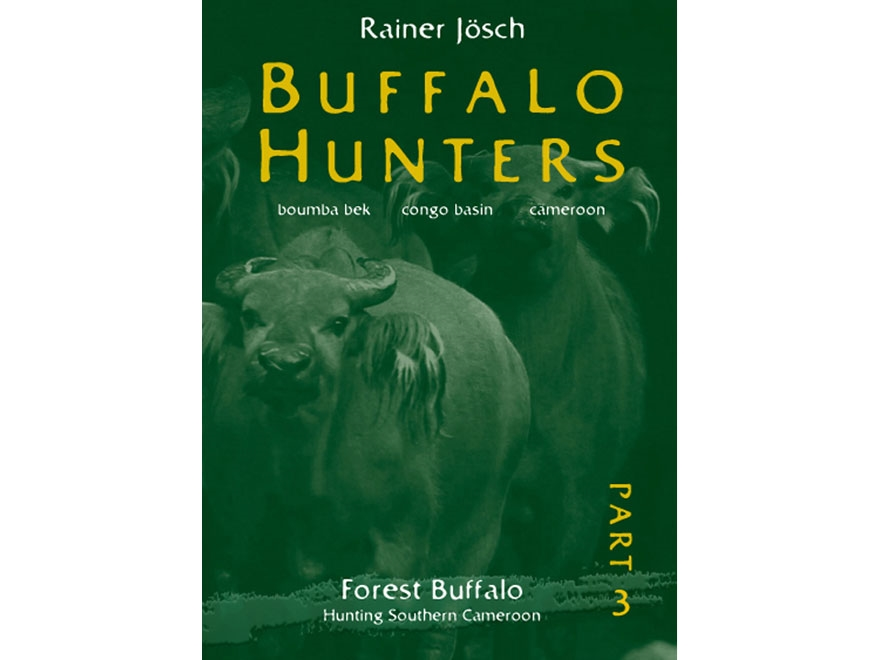 "Safari Press Video ""Buffalo Hunters: Part 3"" DVD"