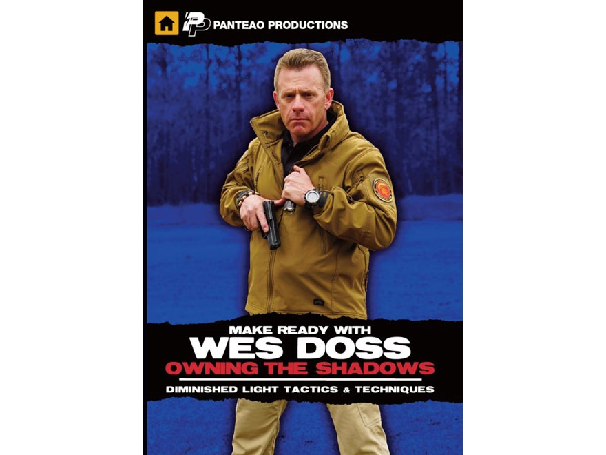 """Panteao """"Make Ready with Wes Doss: Owning the Shadows"""" DVD"""