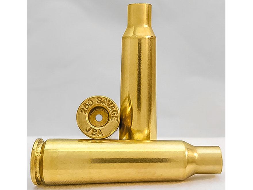 Jamison Reloading Brass 250 Savage Bag of 20