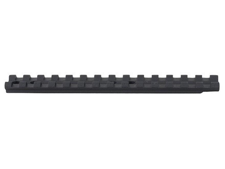 EGW 1-Piece Picatinny-Style Scope Base Mossberg 500, 590 Pre-97 Matte