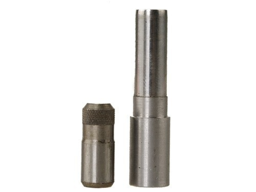 R W Hart Neck Turning Mandrel and Expansion Plug 30 Caliber