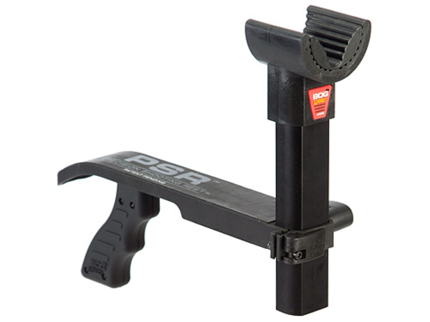 Bog-Pod PSR Precision Shooting Sticks Rest Tripod Adapter Aluminum Black