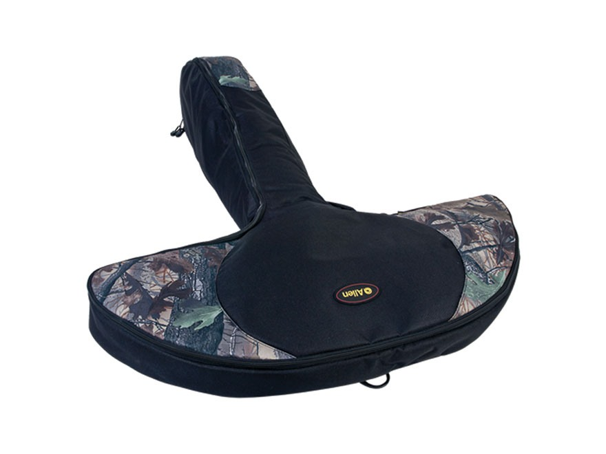 Allen Crossbow Glove Fitted Scoped Crossbow Case Nylon Mossy Oak Break-Up Infinity Camo