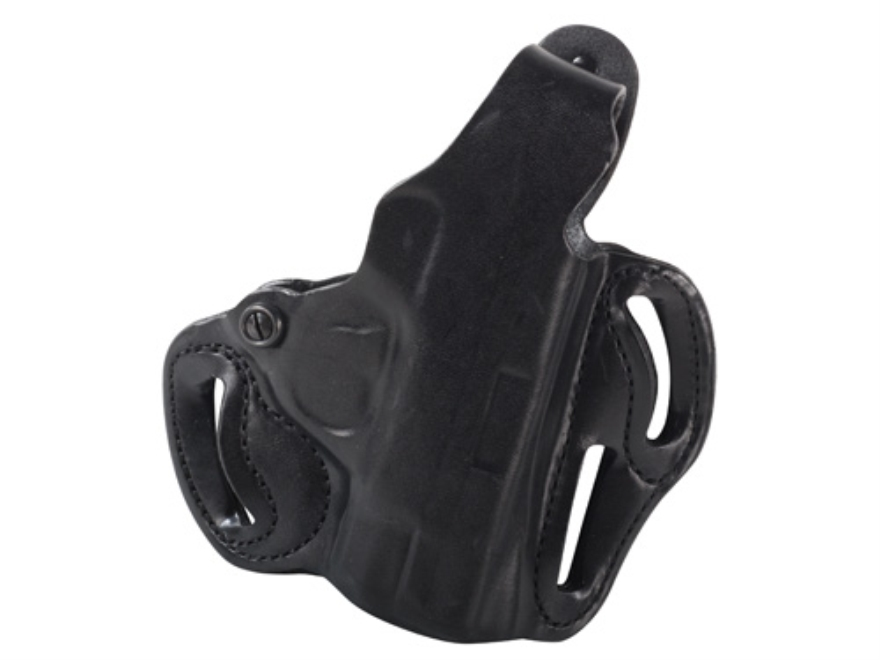 DeSantis Thumb Break Scabbard Belt Holster Smith & Wesson M&P Shield Leather