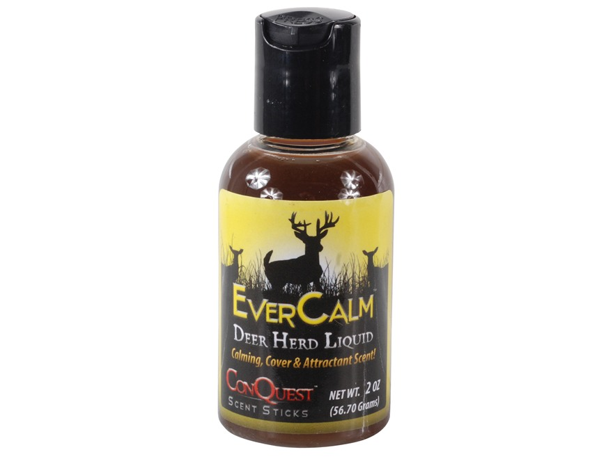 ConQuest EverCalm Deer Herd Scent Liquid 2 oz