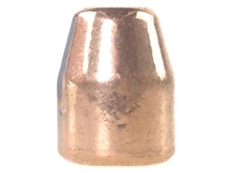 Rainier LeadSafe Bullets 40 S&W, 10mm Auto (400 Diameter) 155 Grain Plated Flat Nose
