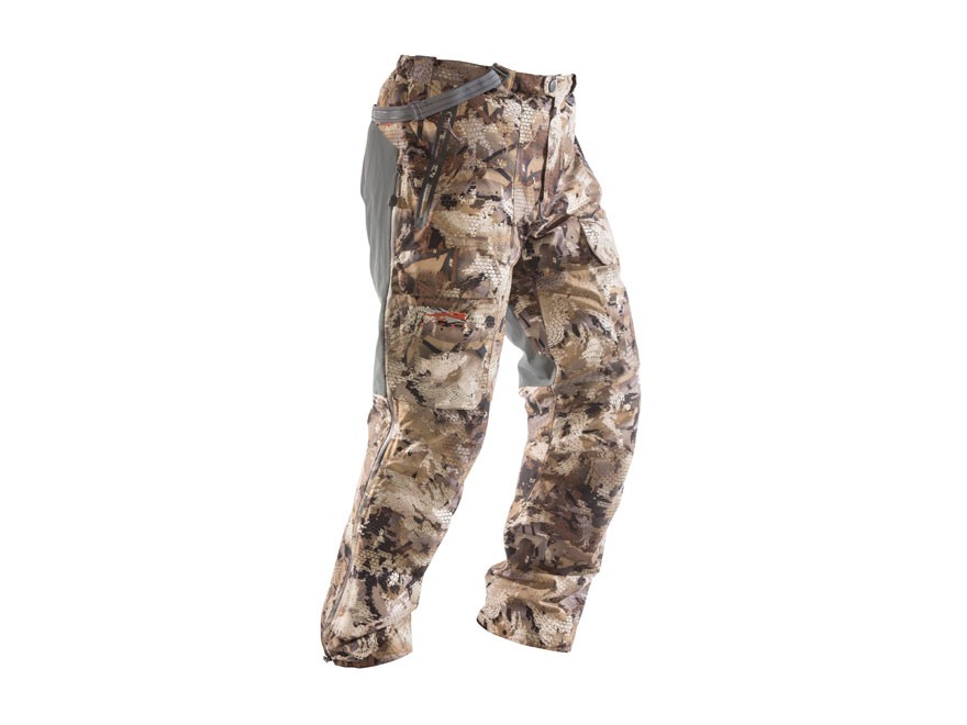 Sitka Gear Men's Boreal Waterproof Insulated Bib Pants Polyester