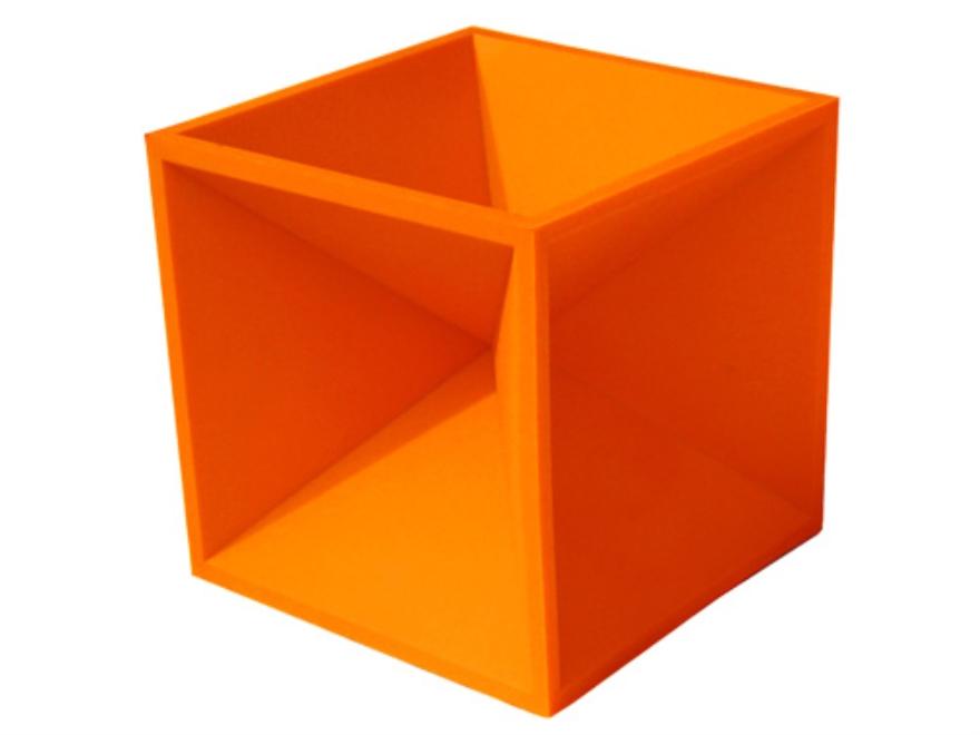 Do-All Impact Seal Ground Bouncing Hot Box Reactive Target Self Healing Polymer Orange