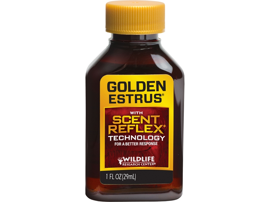 Wildlife Research Center Super Charged Golden Estrus with Scent Reflex Technology Deer ...