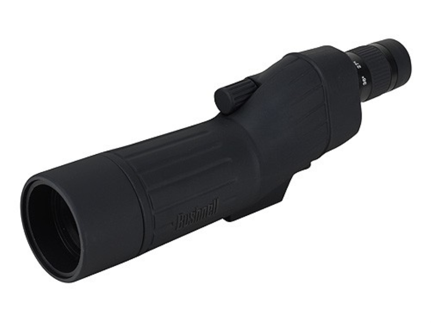 Bushnell Sentry Spotting Scope 18-36x 50mm Rubber Armored Black with Tripod
