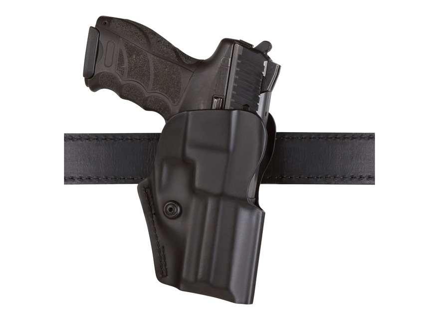 Safariland 5199 Belt Clip Holster with Detent Colt 1911 Government Polymer Black