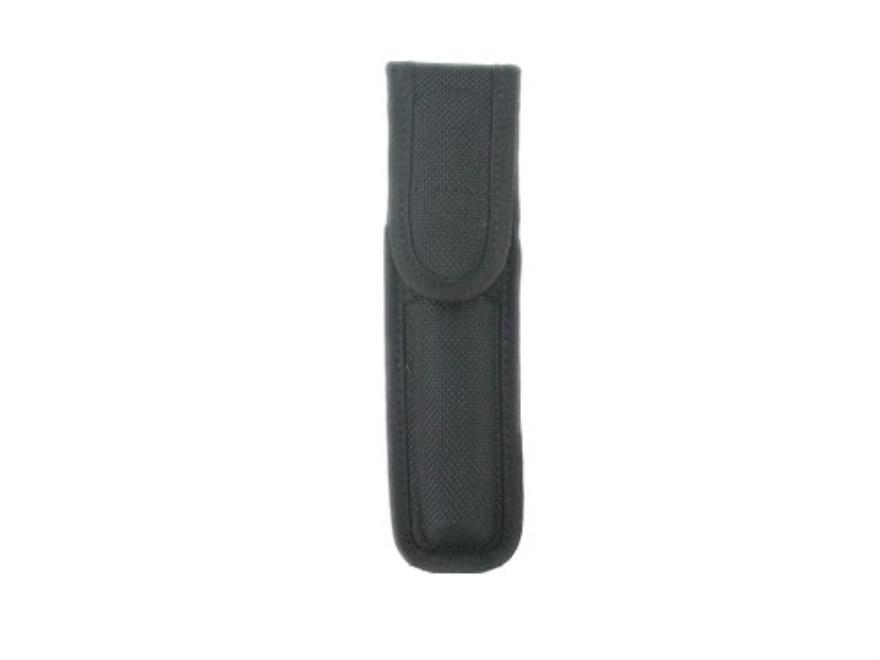 Bianchi 7310 Mini Light Holder Hidden Snap Closure Black
