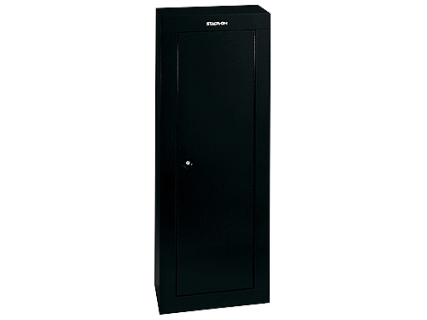 Stack-On 8-Gun Security Cabinet Black