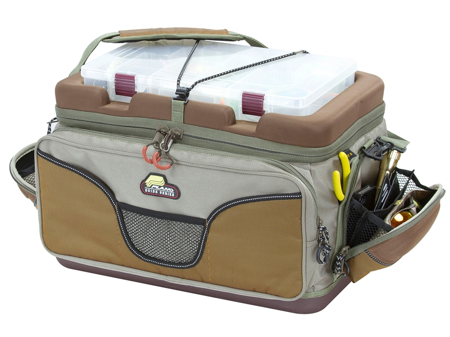 Plano Guide Series 3700 Tackle Bag  sc 1 st  MidwayUSA & Plano Guide Series 3700 Tackle Bag - MPN: 467310 Aboutintivar.Com