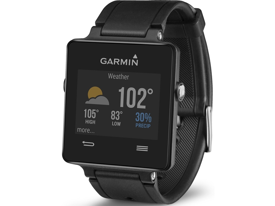 Garmin Vivoactive Activity Tracker Black