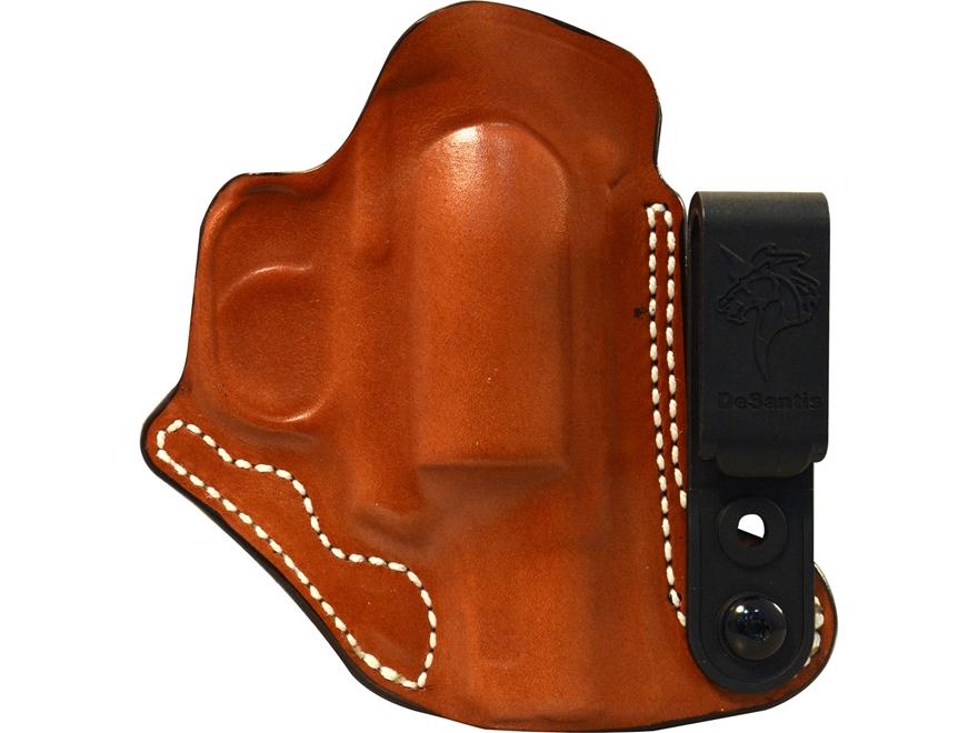 DeSantis Flex-Tuk Inside the Waistband Holster Kimber K6S Leather