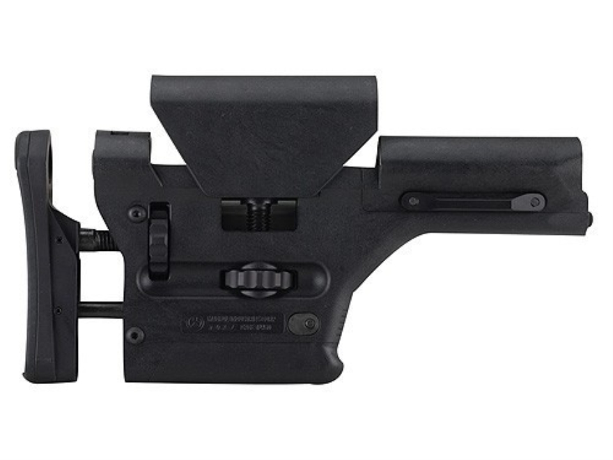 Magpul Stock PRS Precision Rifle Adjustable AR-10, LR-308 Synthetic Black
