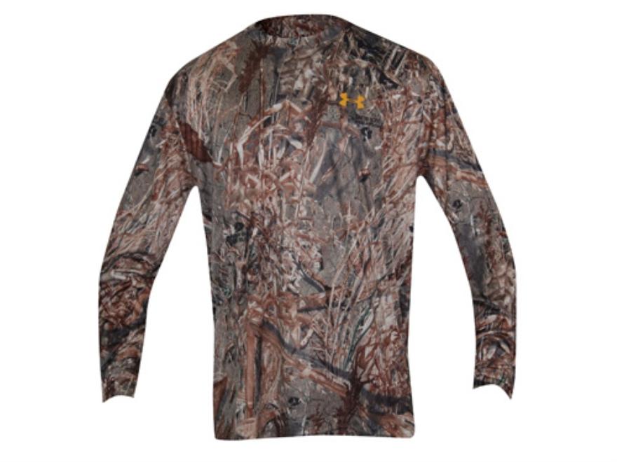 Under Armour Men S Evolution Heatgear T Shirt Long Sleeve