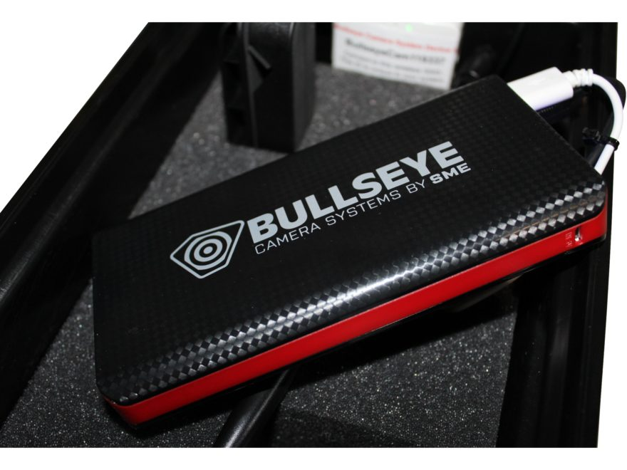 Bullseye Camera Systems AmmoCam Sight-In Edition and Long Range Tripod System Extra Bat...
