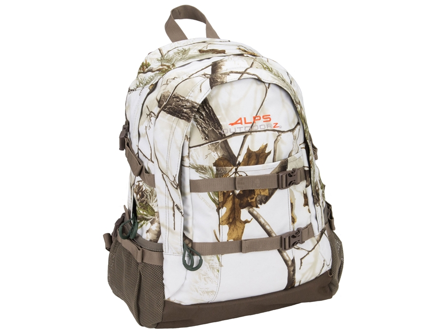 ALPS Outdoorz Crossbuck Backpack Polyester Realtree APS Camo