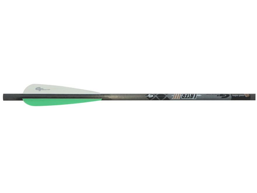 Gold Tip Laser III Carbon Crossbow Bolt