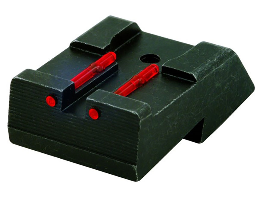 HIVIZ Rear Sight Springfield 1911 All Models with Fixed Rear Sight (Except GI and Mil S...