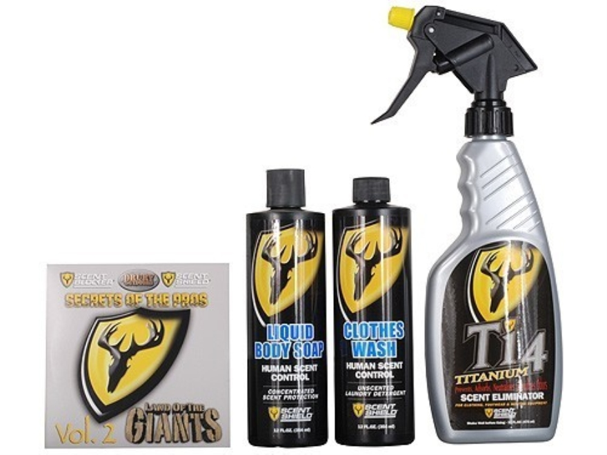 Scent Shield Dream Season Pro Scent Eliminator Kit