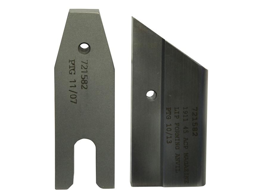 PTG Magazine Lip Forming Tool 1911 45 ACP