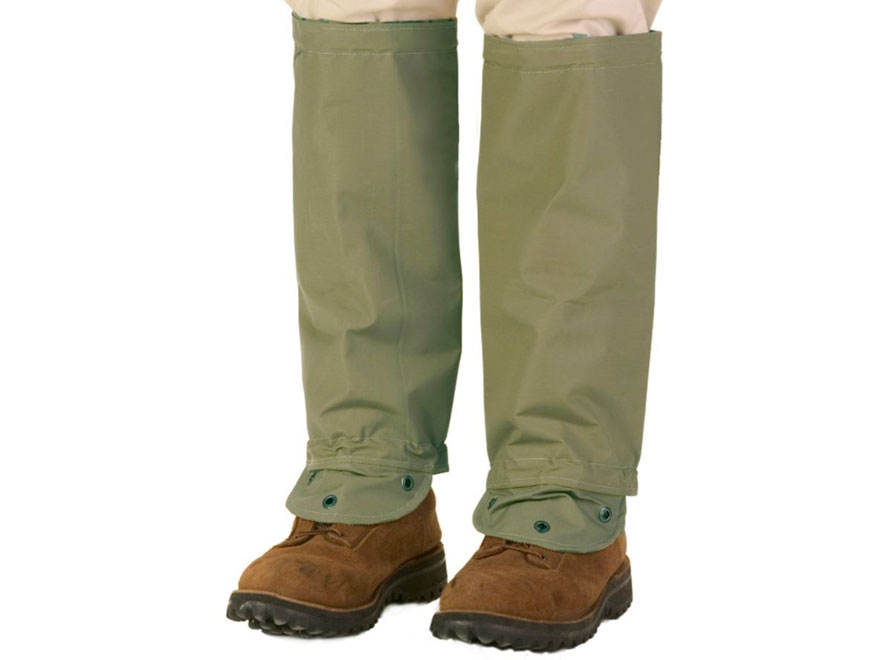 "TurtleSkin SnakeArmor 16"" Snake Gaiters Polyester Blend"