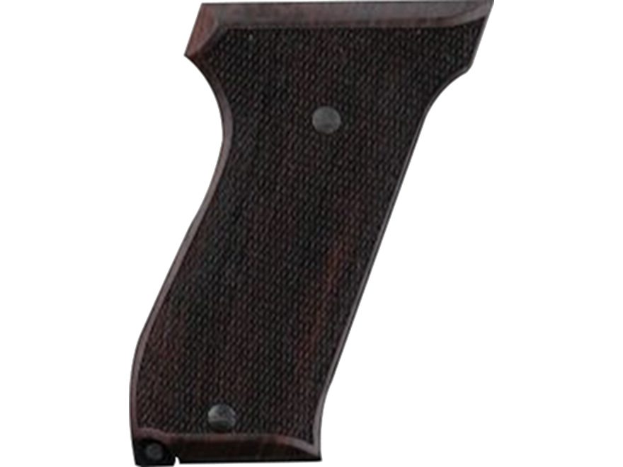 Hogue Fancy Hardwood Grips S&W 39, 52, 439, 539 and 639 Checkered