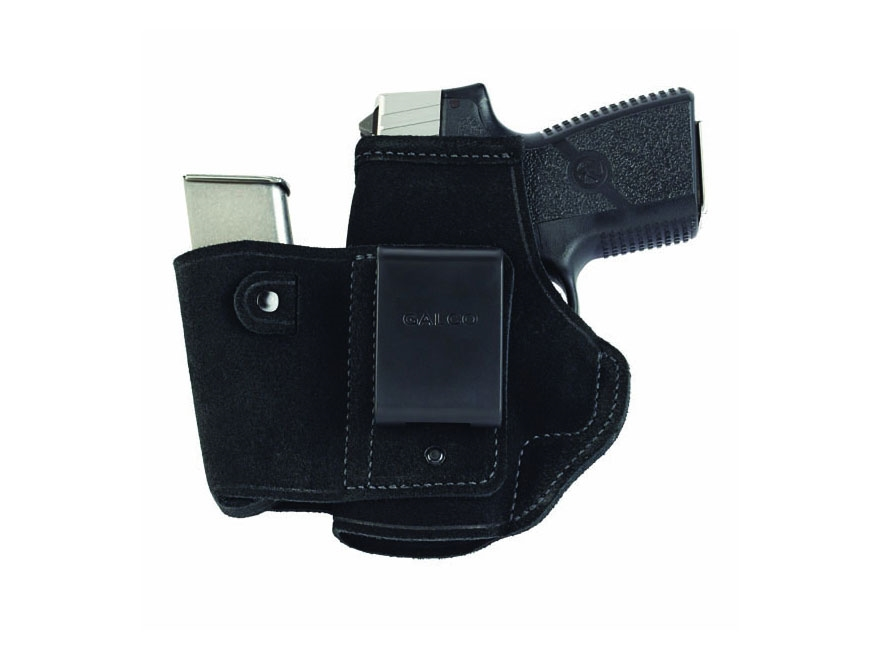 Galco Walkabout Inside the Waistband Holster Left Hand Glock 42, Beretta Nano, Ruger LC...