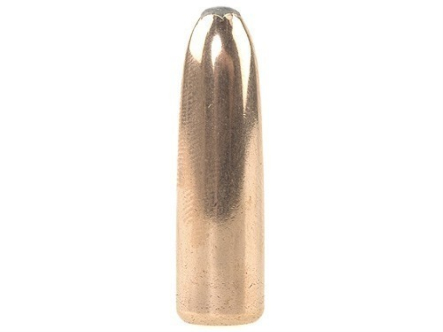 Woodleigh Bullets 8mm (323 Diameter) 196 Grain Bonded Weldcore Round Nose Soft Point Bo...
