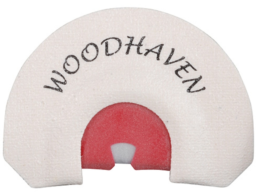 Woodhaven Stinger Pro Series Red Ghost Diaphragm Turkey Call