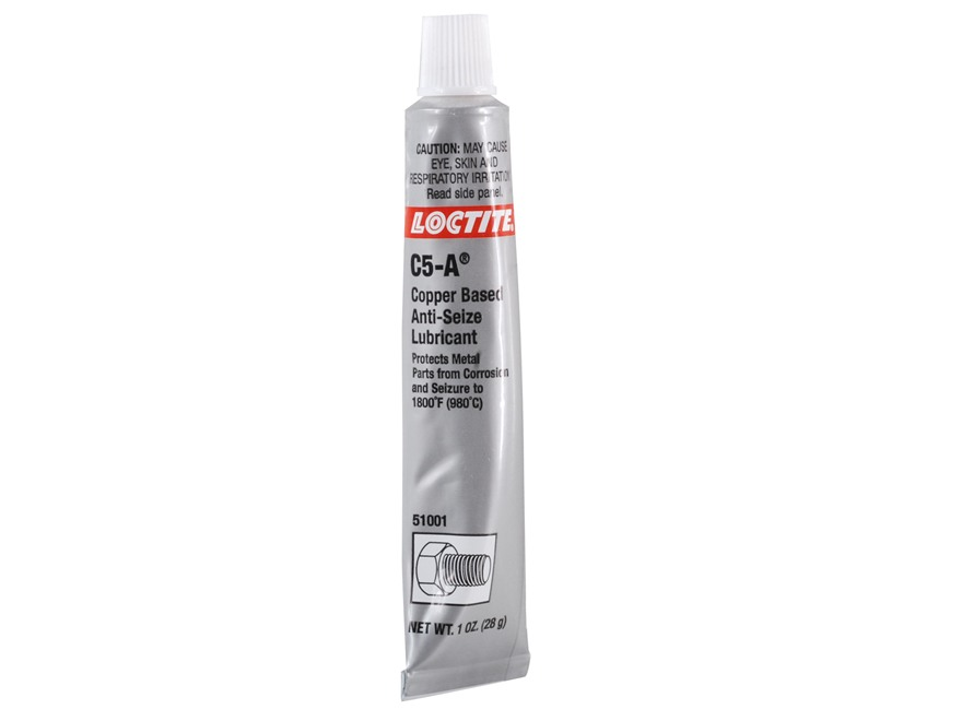 Loctite C5-A Anti-Seize Grease Copper 1 oz Tube