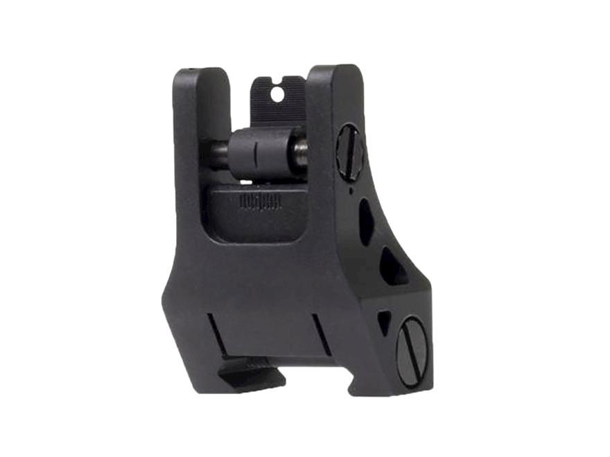 Troy Industries Gen 2 Fixed Rear Battle Sight AR-15 Black