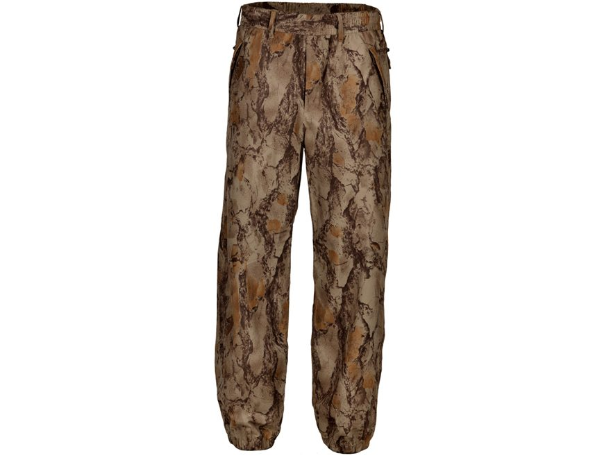 Natural Gear Stealth Hunter Waterproof Rain Pants Polyester Natural Camo