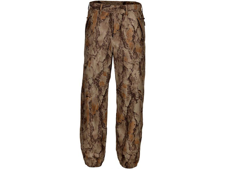 Natural Gear Stealth Hunter Waterproof Rain Pants Polyester Natural Camo
