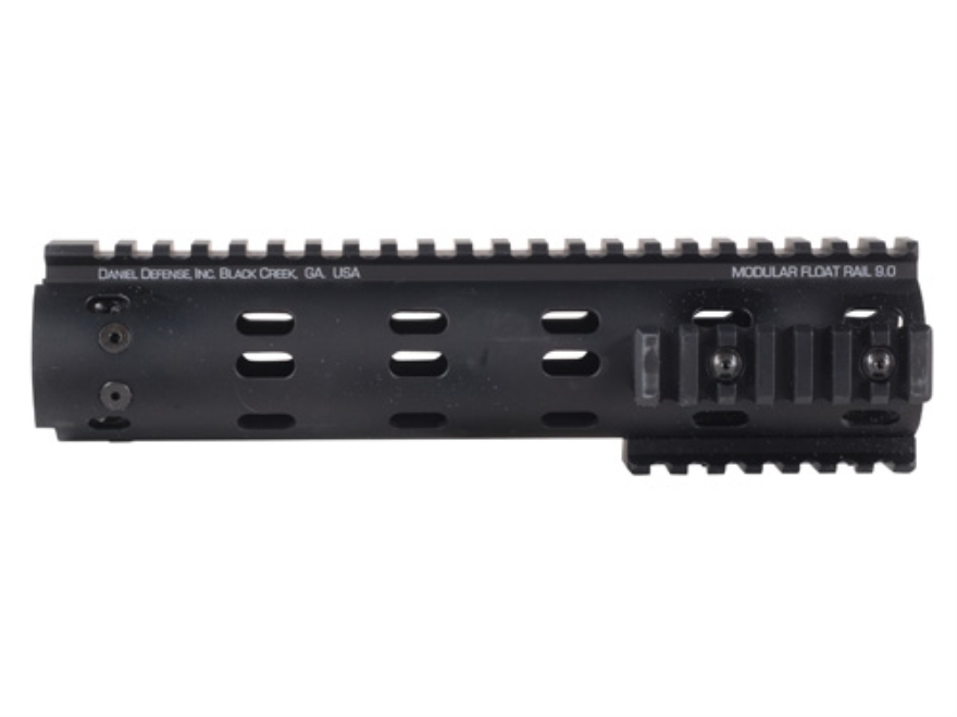 Daniel Defense MFR 9.0 Free Float Tube Handguard Customizable Modular Rail AR-15 Mid Le...